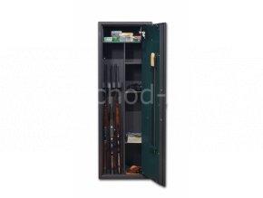 Skříň na zbraně - trezor - MAXI 5 PMk