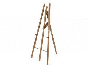 Dřevěný stojan pro křídové tabule,dub