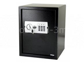 Trezor digitální G21 GA-E45 450x350x350mm