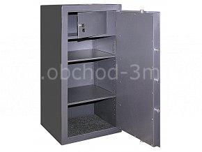 Trezor nábytkový AT 10 s elektronickým zámkem - Celkový pohled