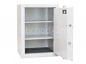 Trezor nábytkový JV 3 - bezpečnostní třída I. - otevřený trezor