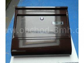 Poštovní schránka RADIM s rourou - II. třída