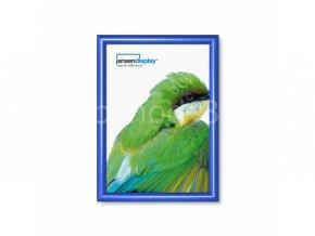 Klaprám A3, ostrý roh, profil 25mm, barva RAL 5010 modrá