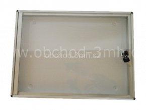 Informační vitrína F1 480x350x50mm