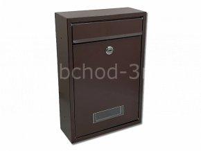 Poštovní schránka X-FEST TECH