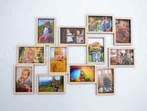 Fotorámeček - na 12 fotografií