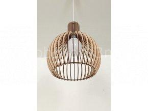 Dřevěné svítidlo PEAR 40R