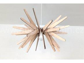 Dřevěné svítidlo - HEDGE 60