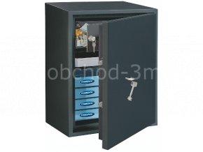 Trezor nábytkový Power Safe S2 600 IT DB