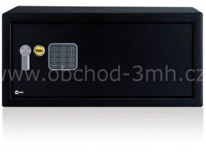 Domácí/hotelový sejf Yale Value Laptop Safe YLV/200/DB1