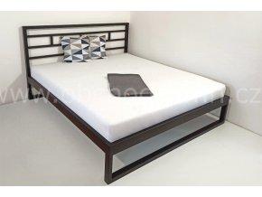 Kovová postel ECHT
