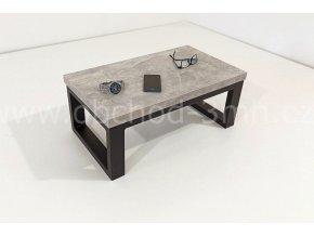 Odkládací stůl ECHT - Beton