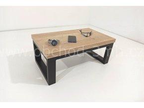 Odkládací stůl ECHT - Dekor nebo barva dle výběru