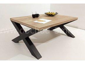 Konferenční stůl X8 - dekor dle výběru