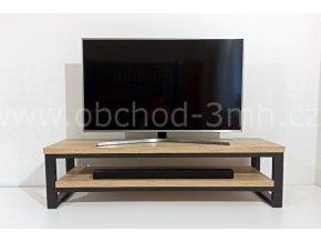 Televizní stolek ECHT - dekor dle výběru