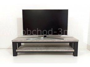 Televizní stolek ECHT I8 - BETON