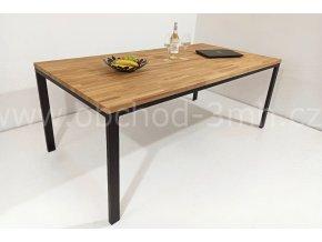 Jídelní stůl ECHT I6/3 - masivní dub