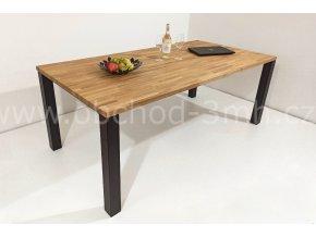 Jídelní stůl I8 - masivní dub