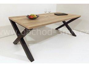 Jídelní stůl X8 - dekor dle výběru