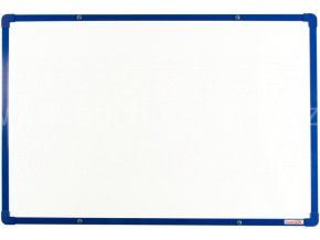 Keramická tabule boardOK 60 x 90 cm, modrý rám U20