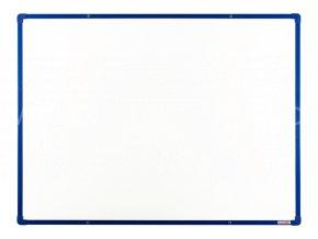 Keramická tabule boardOK 120 x 90 cm, modrý rám U20