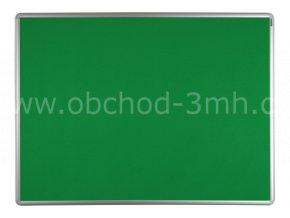Textilní tabule ekoTAB 60x90 cm, zelená