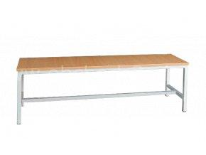 Šatní lavice 450 x 1500 x 350 mm