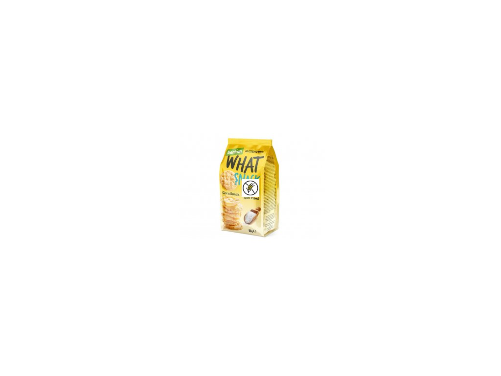 15775 BENLIAN WHAT SNACK SEA SALT 50G ex