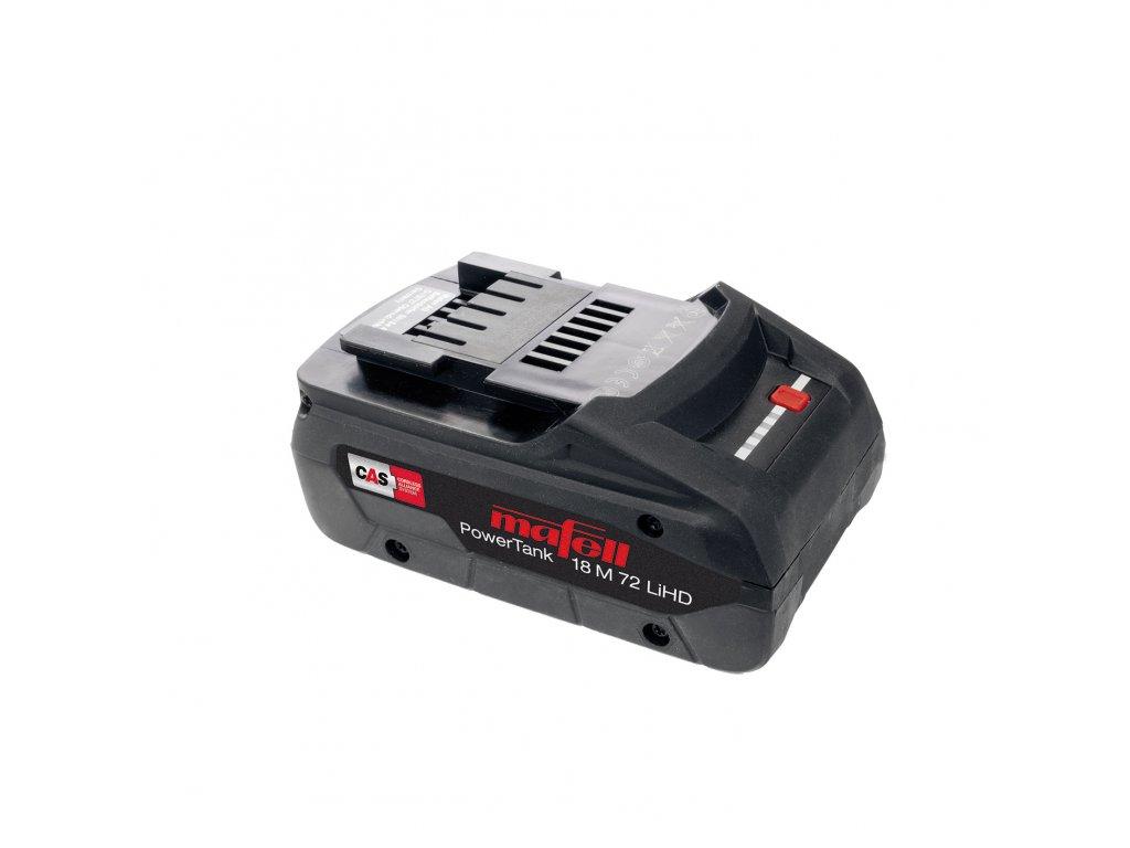 Baterie-PowerTank 18 M 72 LiHD Li-Ion