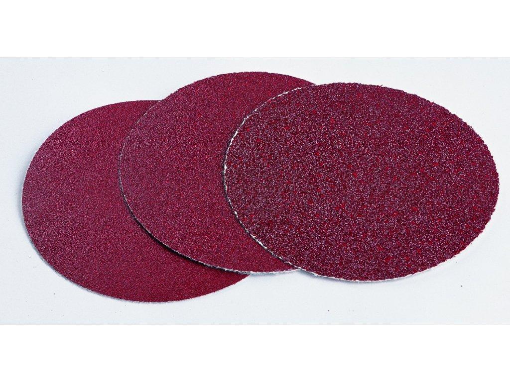 Brusný papír na suchý zip PURFLEX průměr 115 mm
