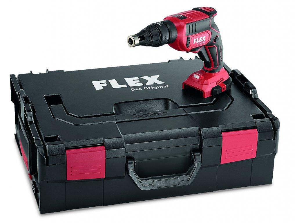 Aku stavební šroubovák Flex DW 45 18.0-EC