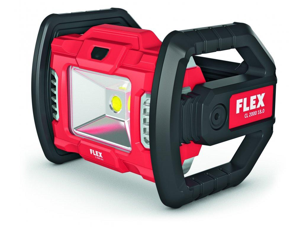Digitální aku-stavební rádio Flex CL 2000 18.0