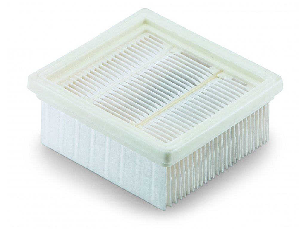 Plochý skládaný filtr FE VC 6 L