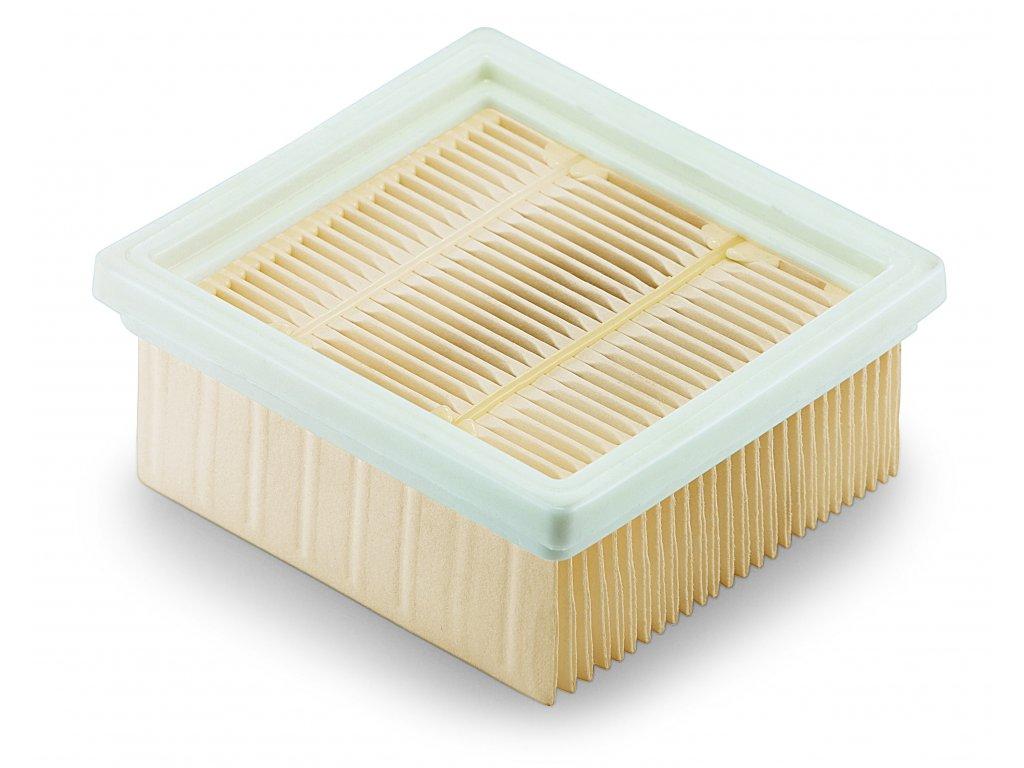 Plochý skládaný filtr FE VC 6 M