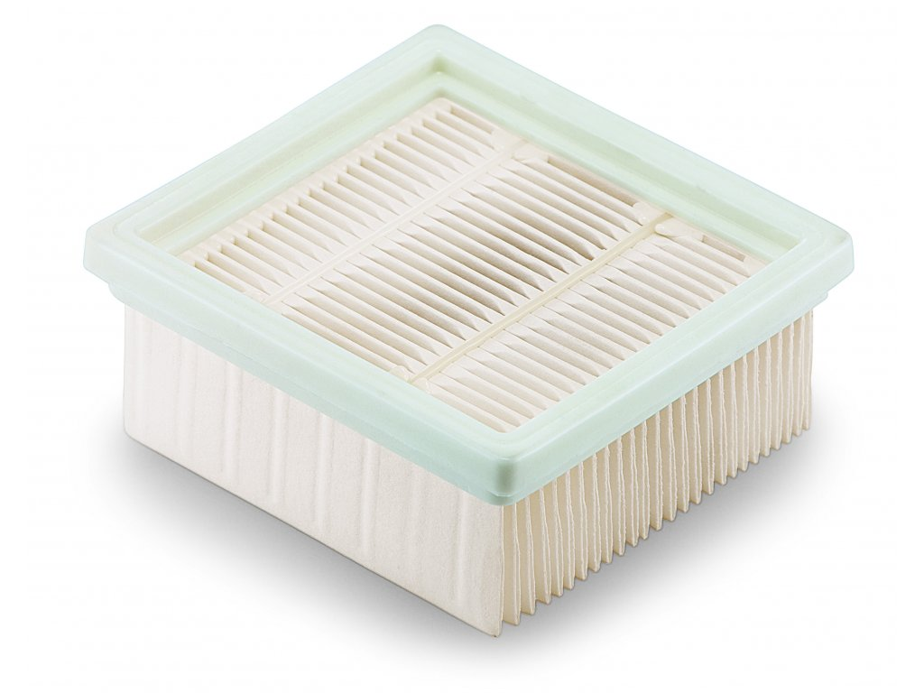 Plochý skládaný filtr FE VC 6 H/HEPA