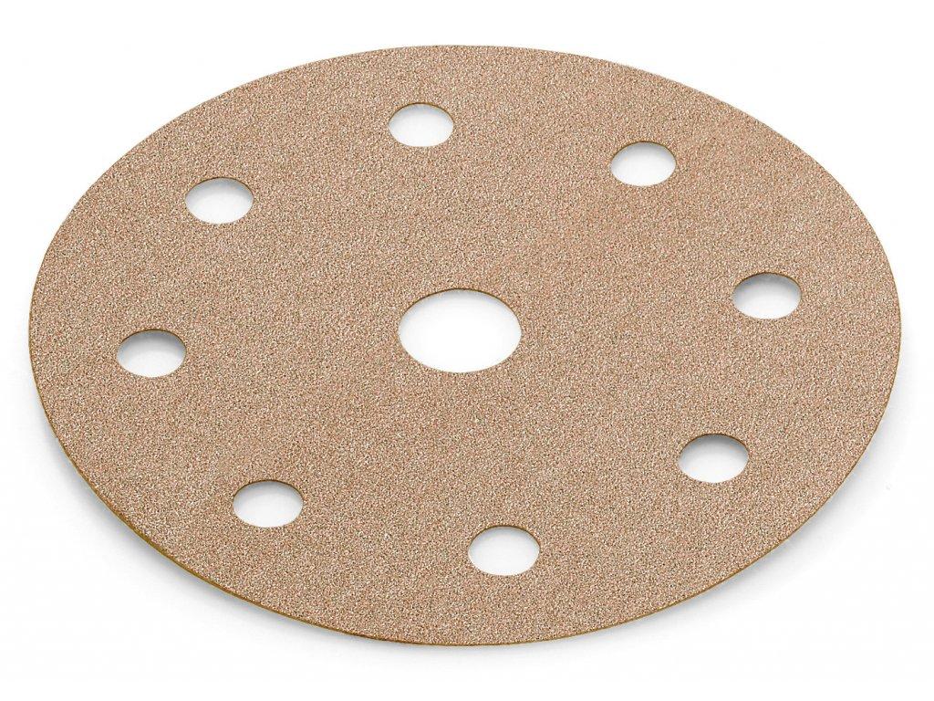 Brusný papír na suchý zip SELECTFLEX průměr 125 mm