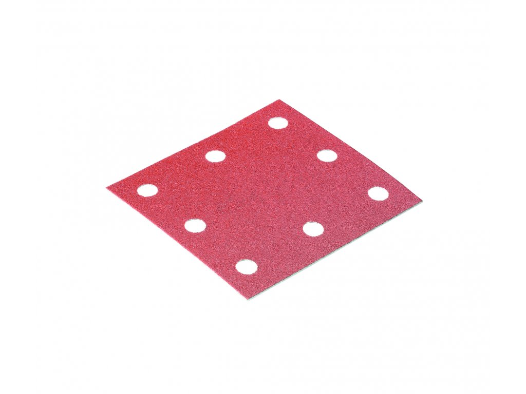 Brusný papír na suchý zip PURFLEX 115 x 105 mm, 25 ks
