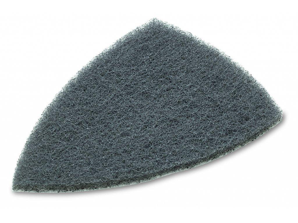 Brusná plsť na suchý zip MESHFLEX 100x150 mm, 5 ks