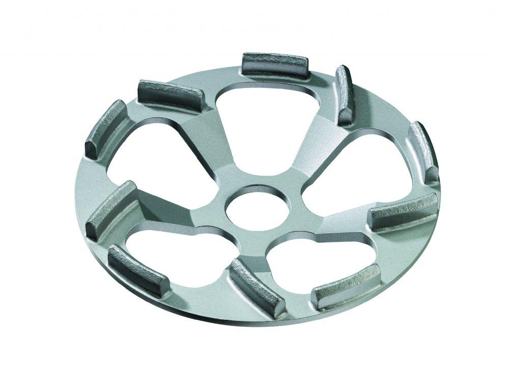 Diamantový brusný talíř Thermo-Whirljet D125 28x23,5