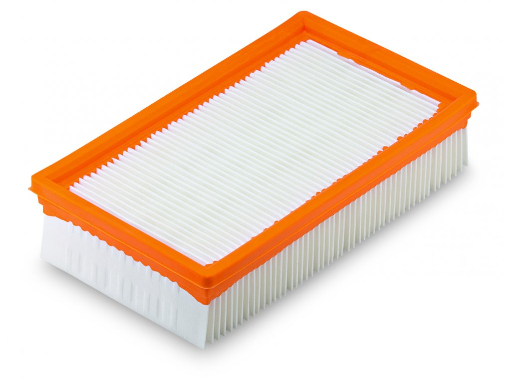 PES plochý skládaný filtr FE VC/E 35/45 PES M
