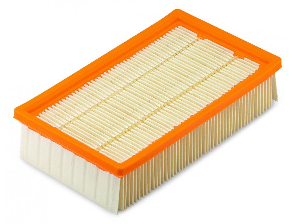PES plochý skládaný filtr FE VC/E 35/45 P M