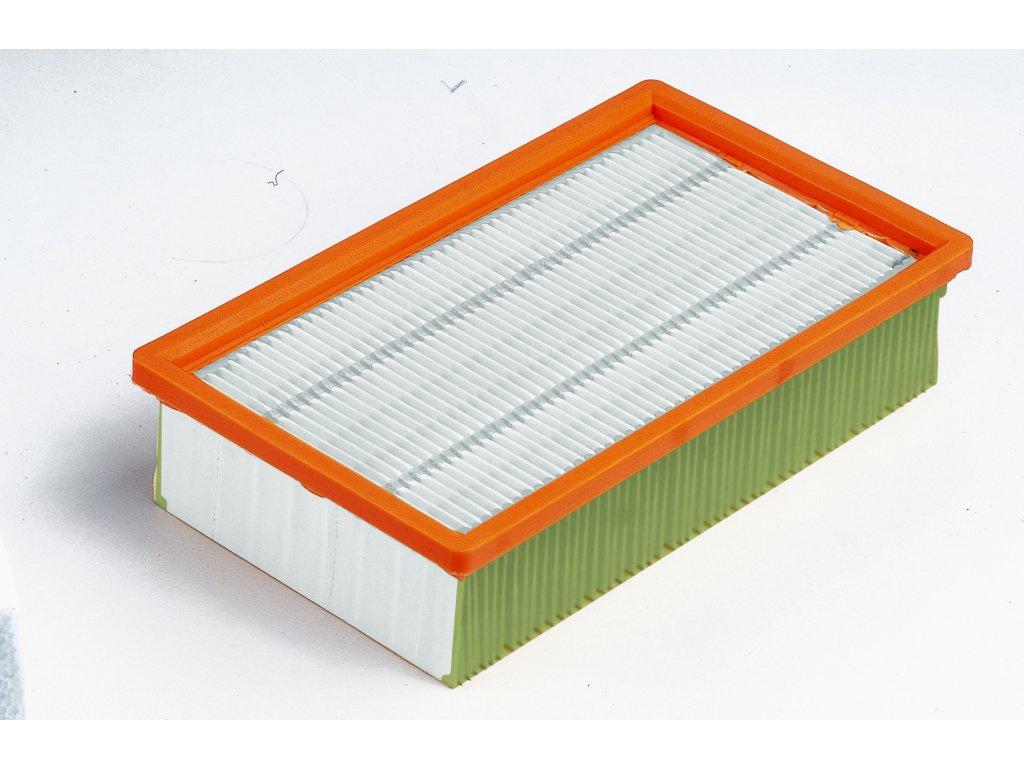 PES plochý skládaný filtr FE VCE 45 H HEPA 14