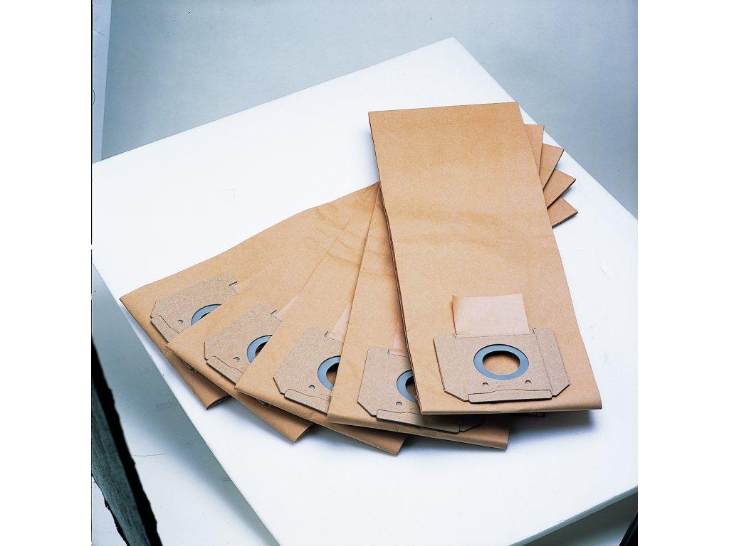 Papírové filtrační sáčky FS-P VC/E 35 VE5