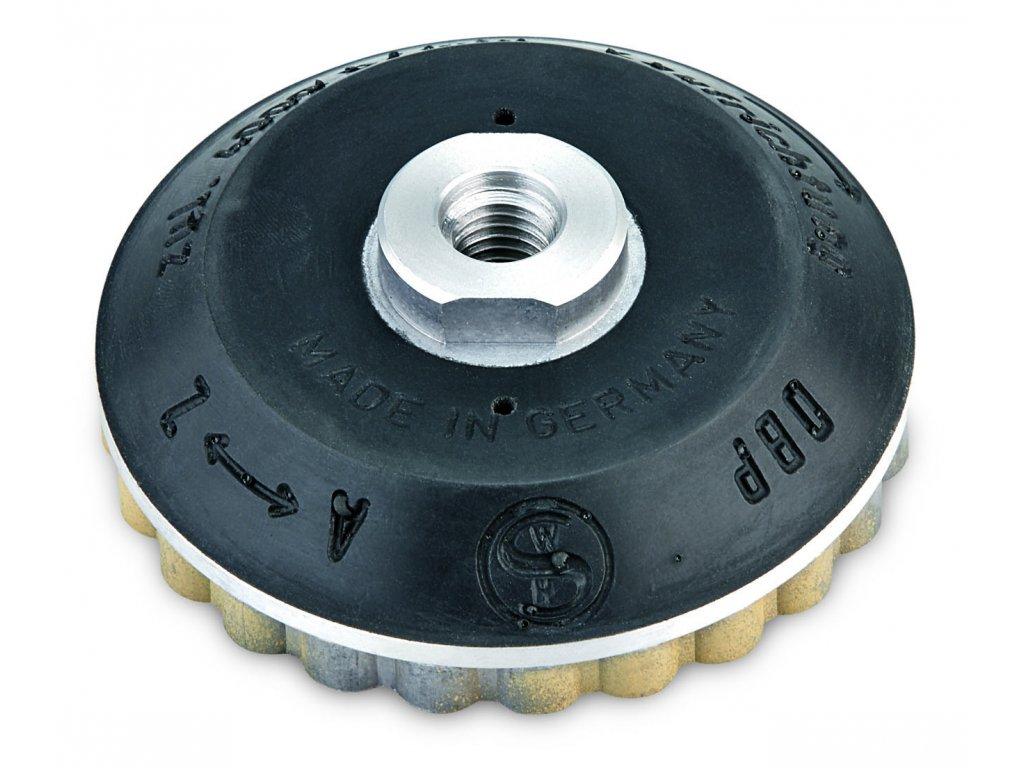 Snímací talíř, M 14, 100 Ø x 38