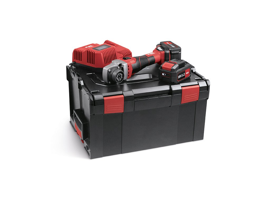 Aku základní motor TRINOXFLEX BME 18.0-EC/5.0 Set