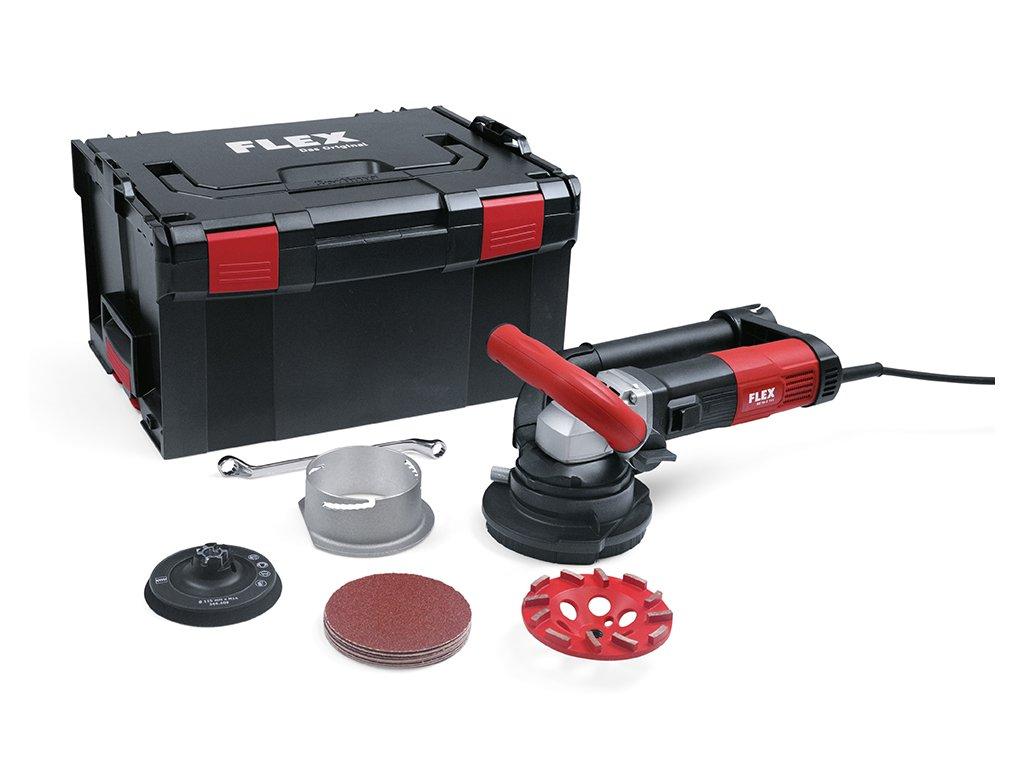 Univerzální stroj pro renovaci a modernizaci RETECFLEX RE 16-5 115, Kit E-Jet