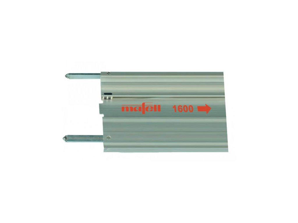 Vodící lišta-prodloužení 1600 (pouze pro jednu délku od 1600 mm)
