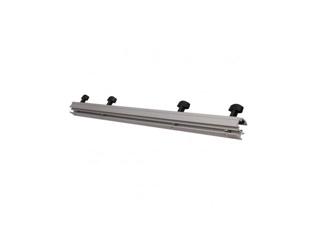 Opěrná a pevná lišta, 650 mm dlouhá