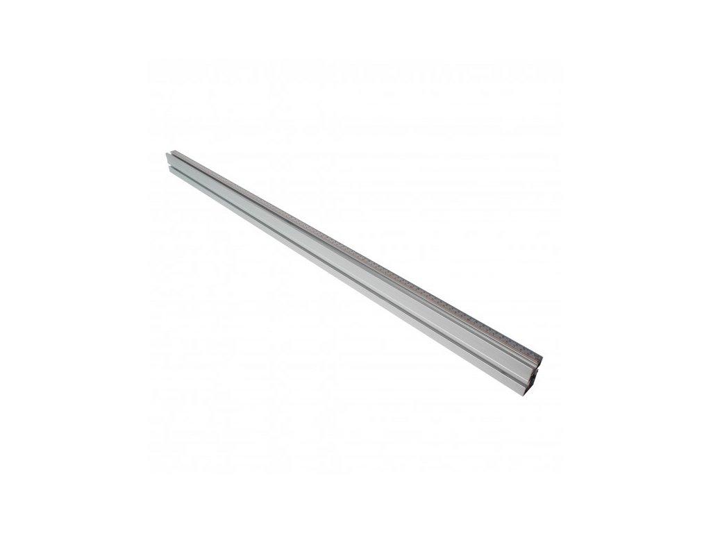 Lineární doraz 1000 mm s zkracovací klapkou pro MFA