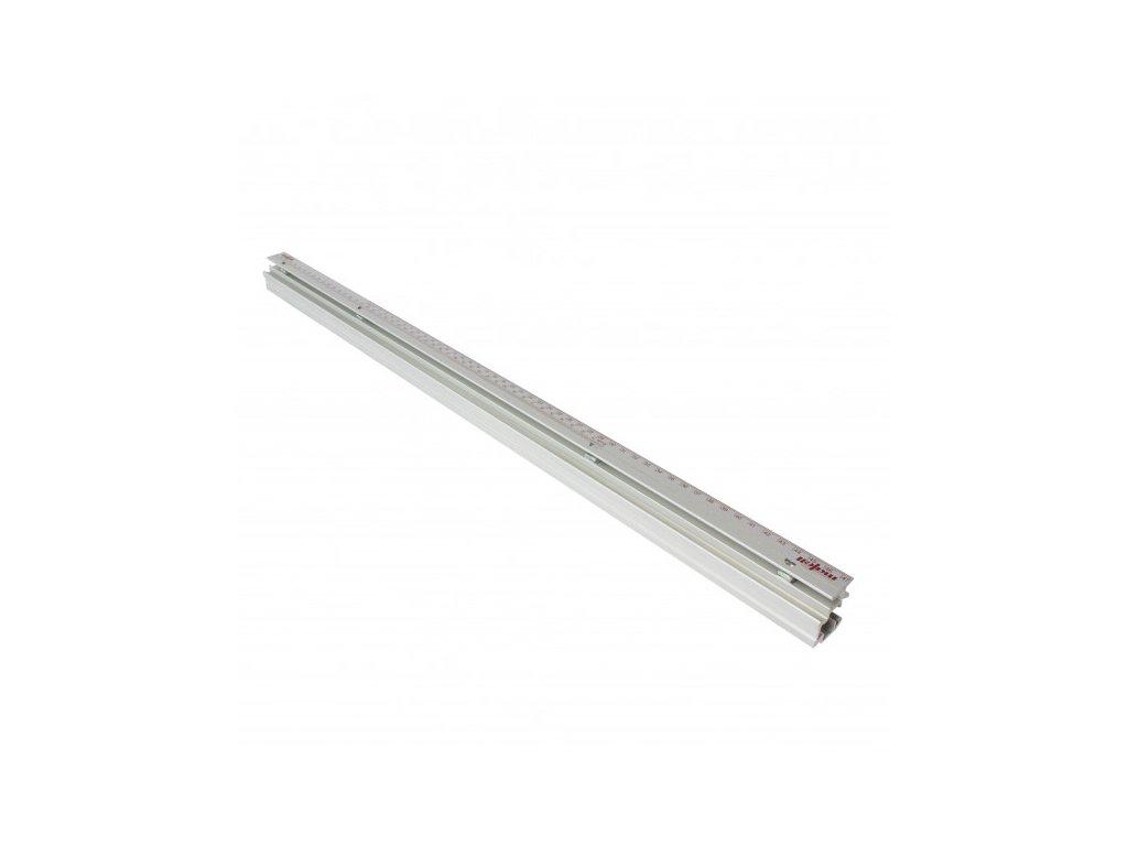 Opěrná a pevná lišta, 1000 mm dlouhá